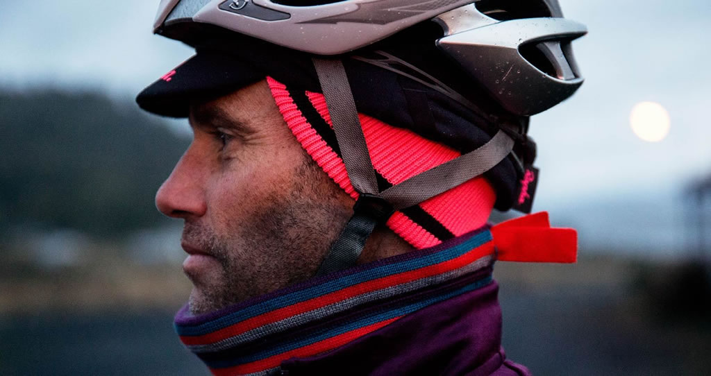 Rapha Deep Winter Hat Under Helmet