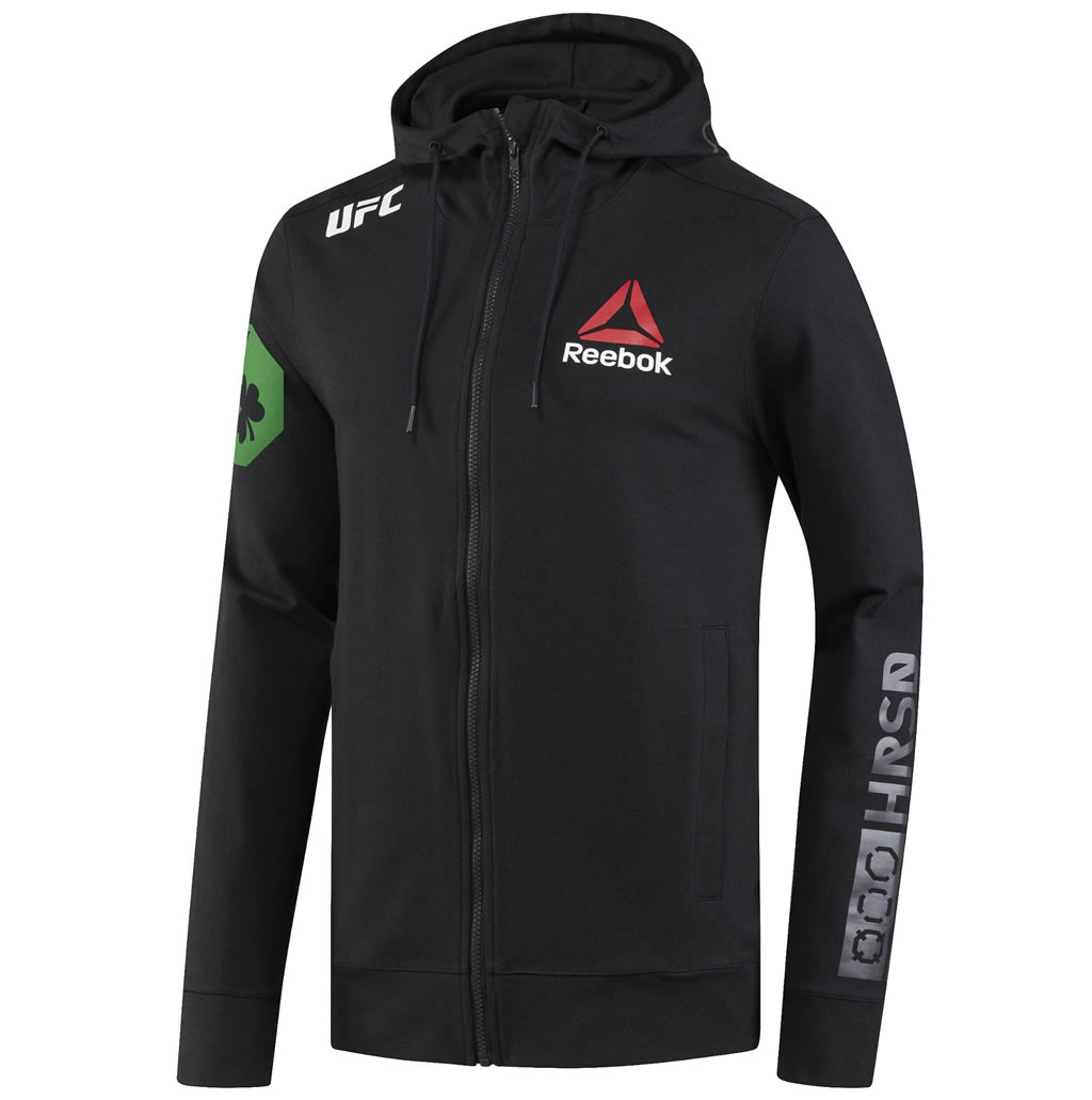 Reebok UFC Fight Night Conor McGregor Champ Walkout Hoodie