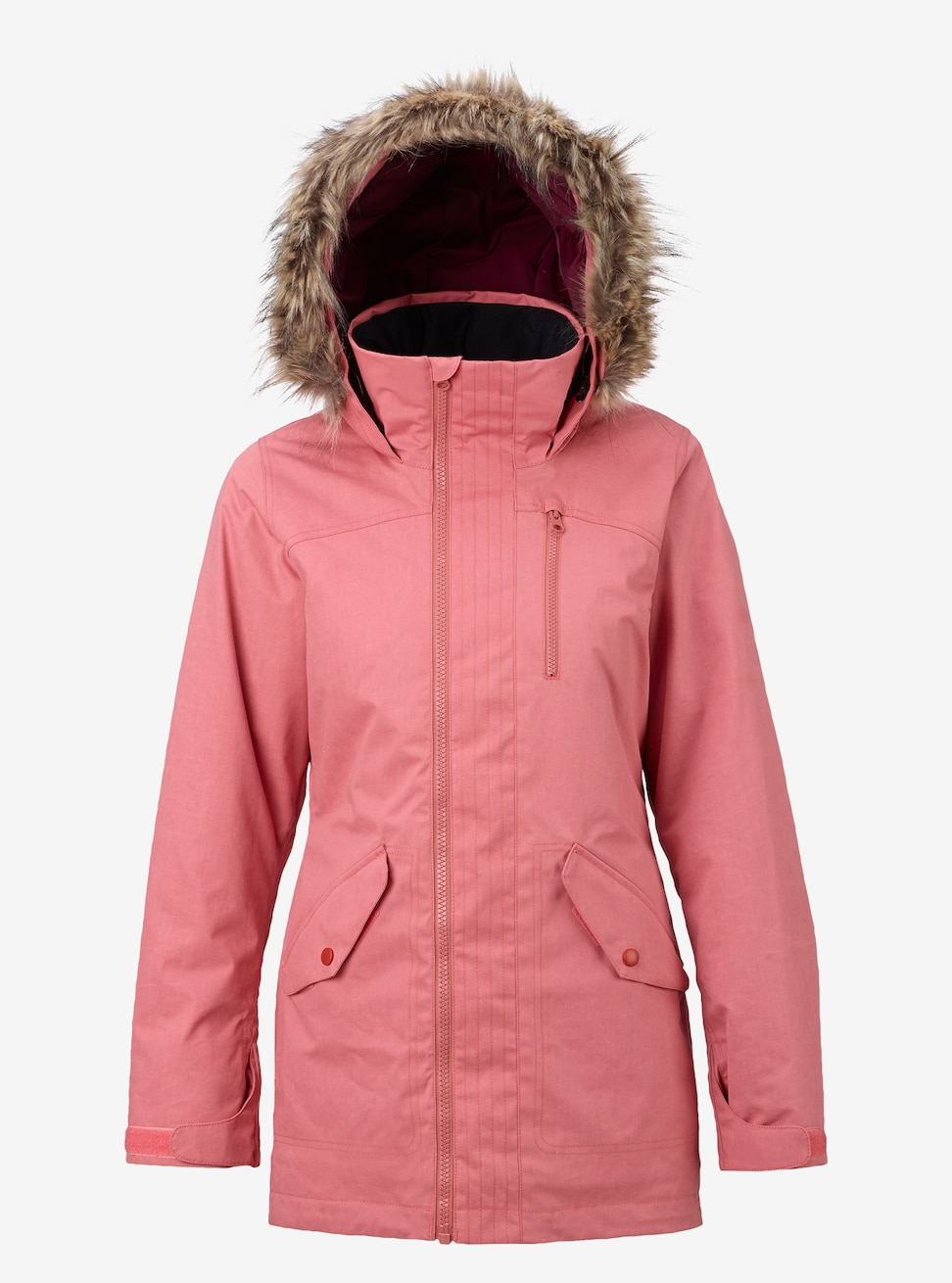 Rose Burton Hazel Ski Jacket for Women, Front