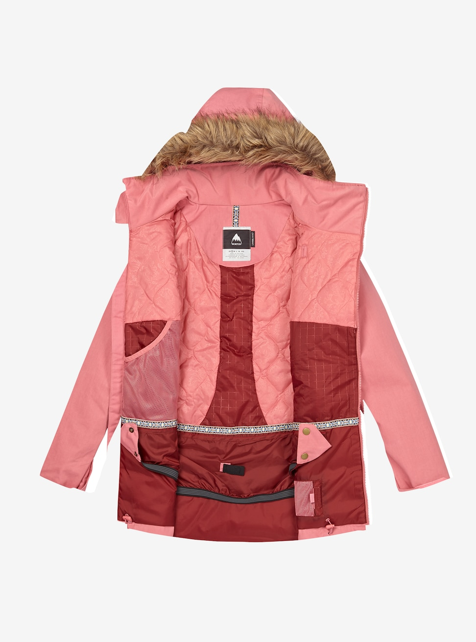 Rose Burton Hazel Ski Jacket for Women, Hood