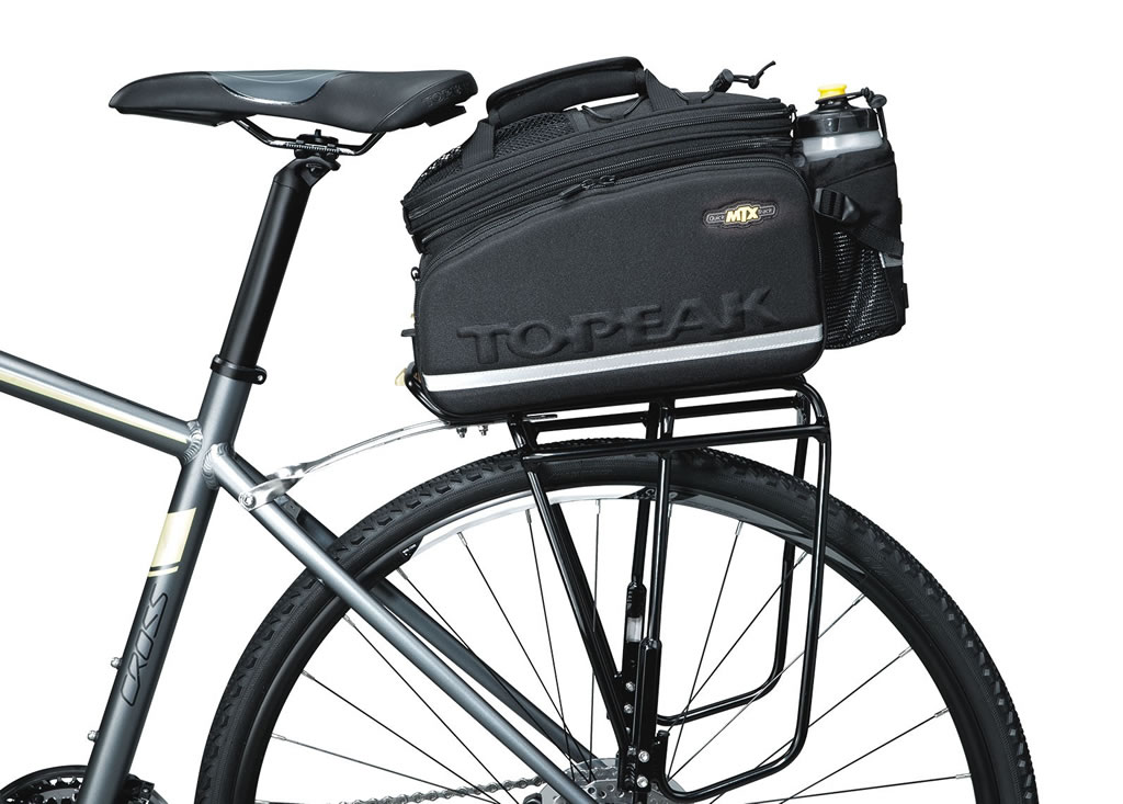 Topeak MTX TrunkBag DXP with Expandable Top