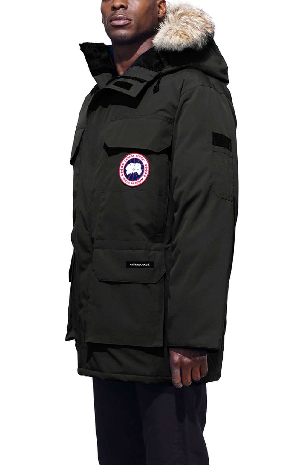 Canada Goose Expedition Parka for Men, Side