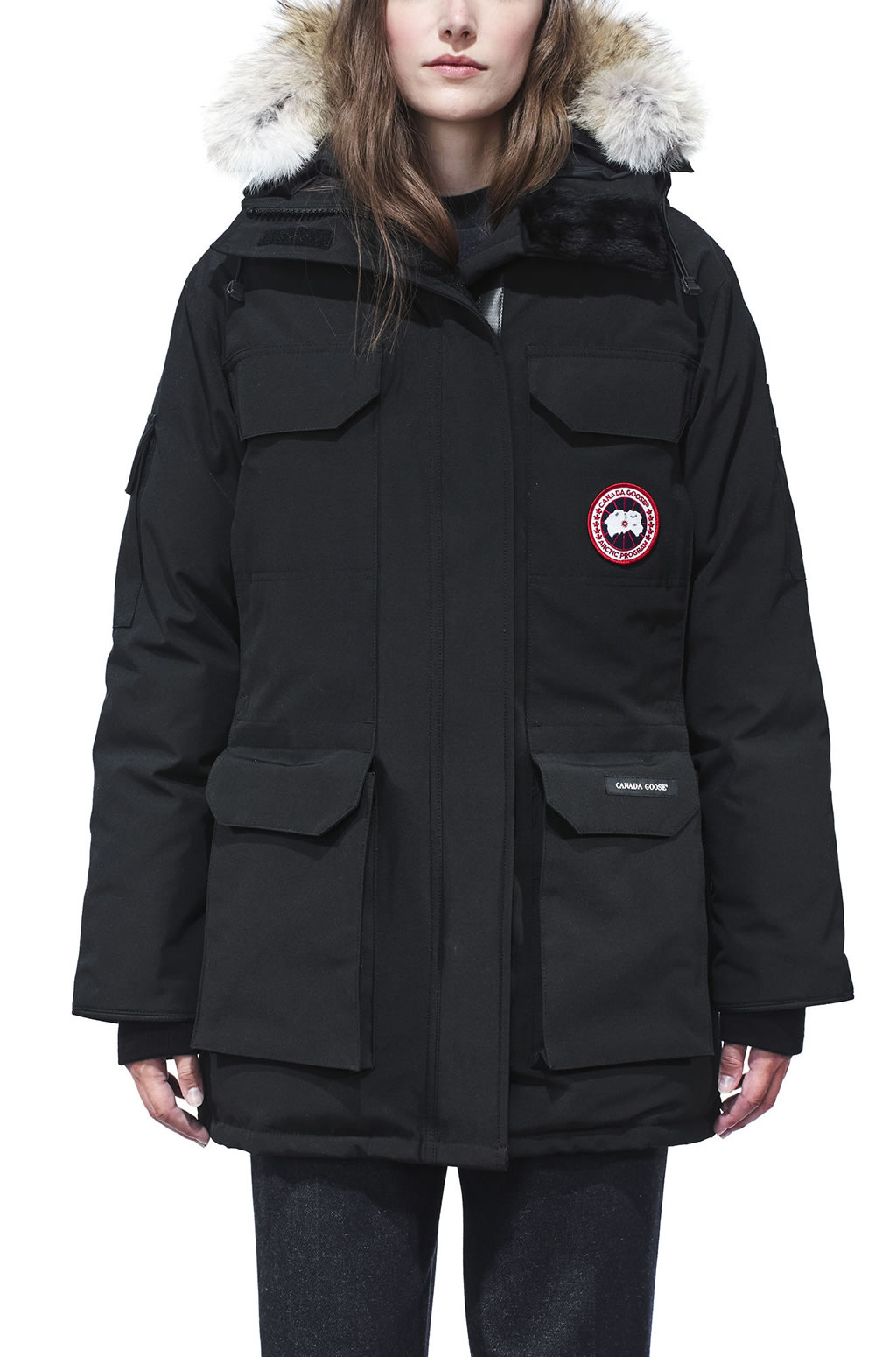 Canada Goose Expedition Parka for Women, Front