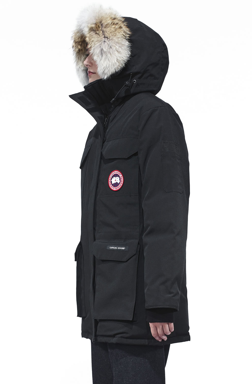 Canada Goose Expedition Parka for Women, Side
