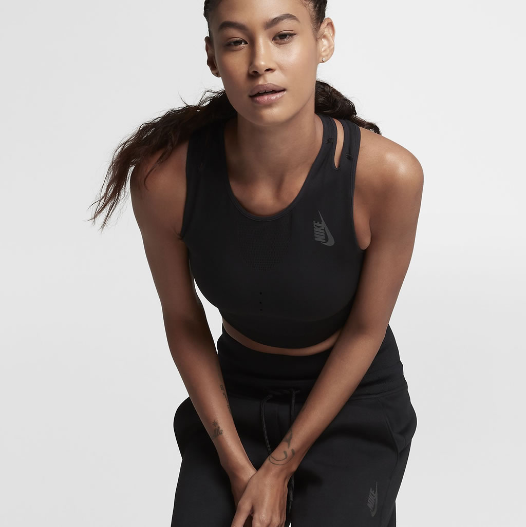 Essentials Capsule Fall 2017 by NikeLab, Crop Tank