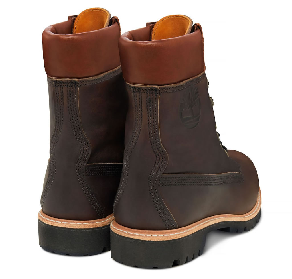Limited edition Men's Leather boots by Timberland