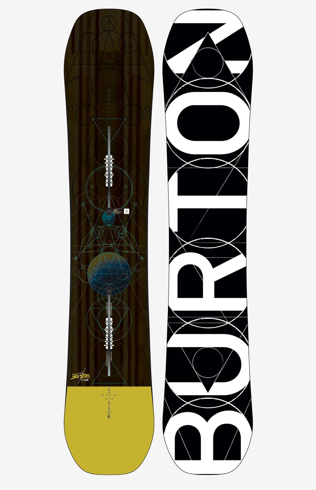 Men's Burton Custom Snowboard