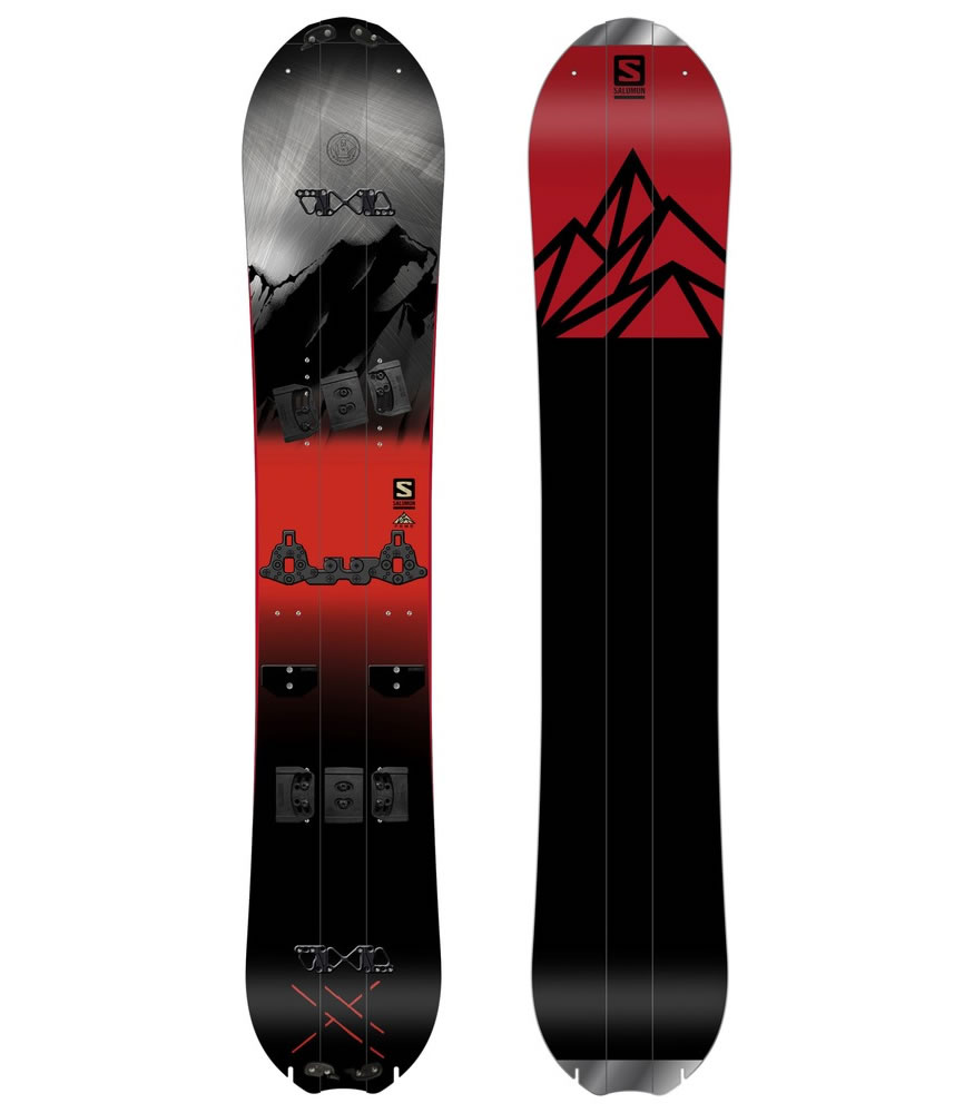Salomon Premiere snowboard for advanced riders