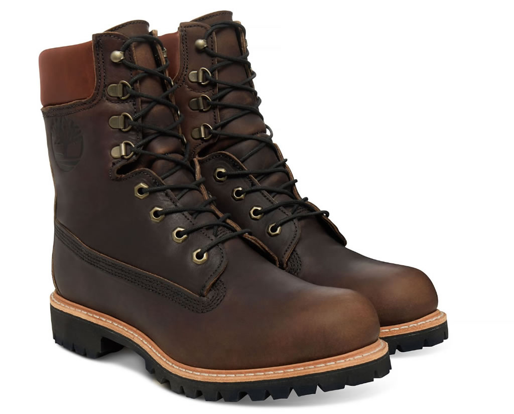 Timberland Limited edition leather boots