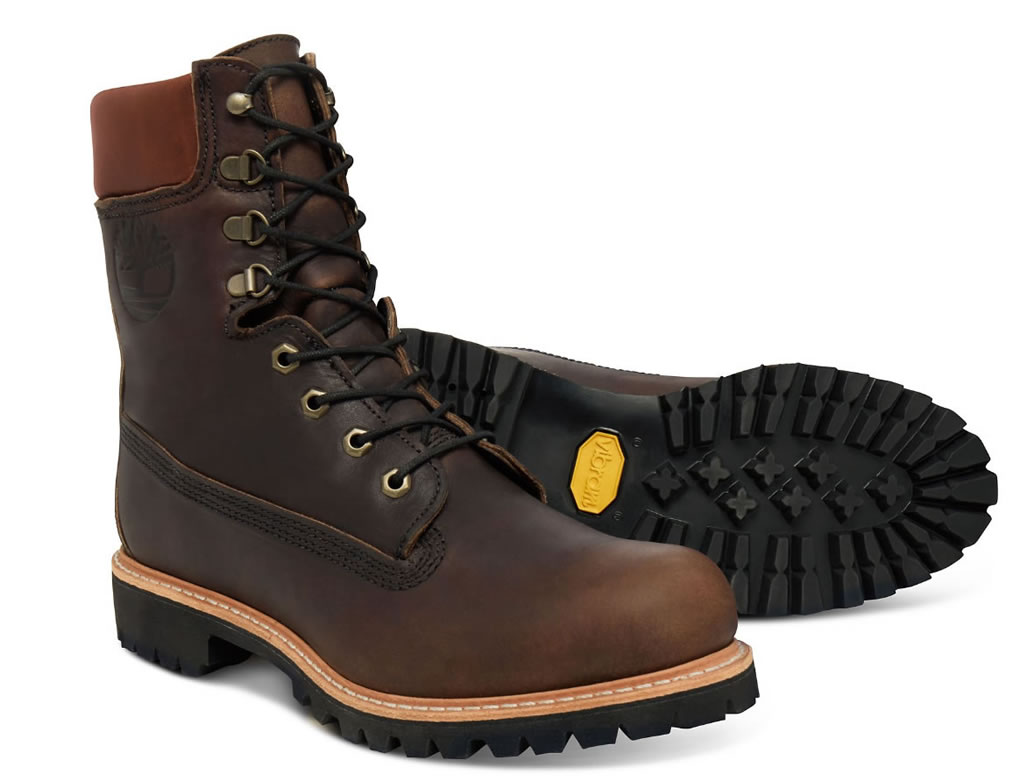 Timberland Limited edition leather boots, Sole