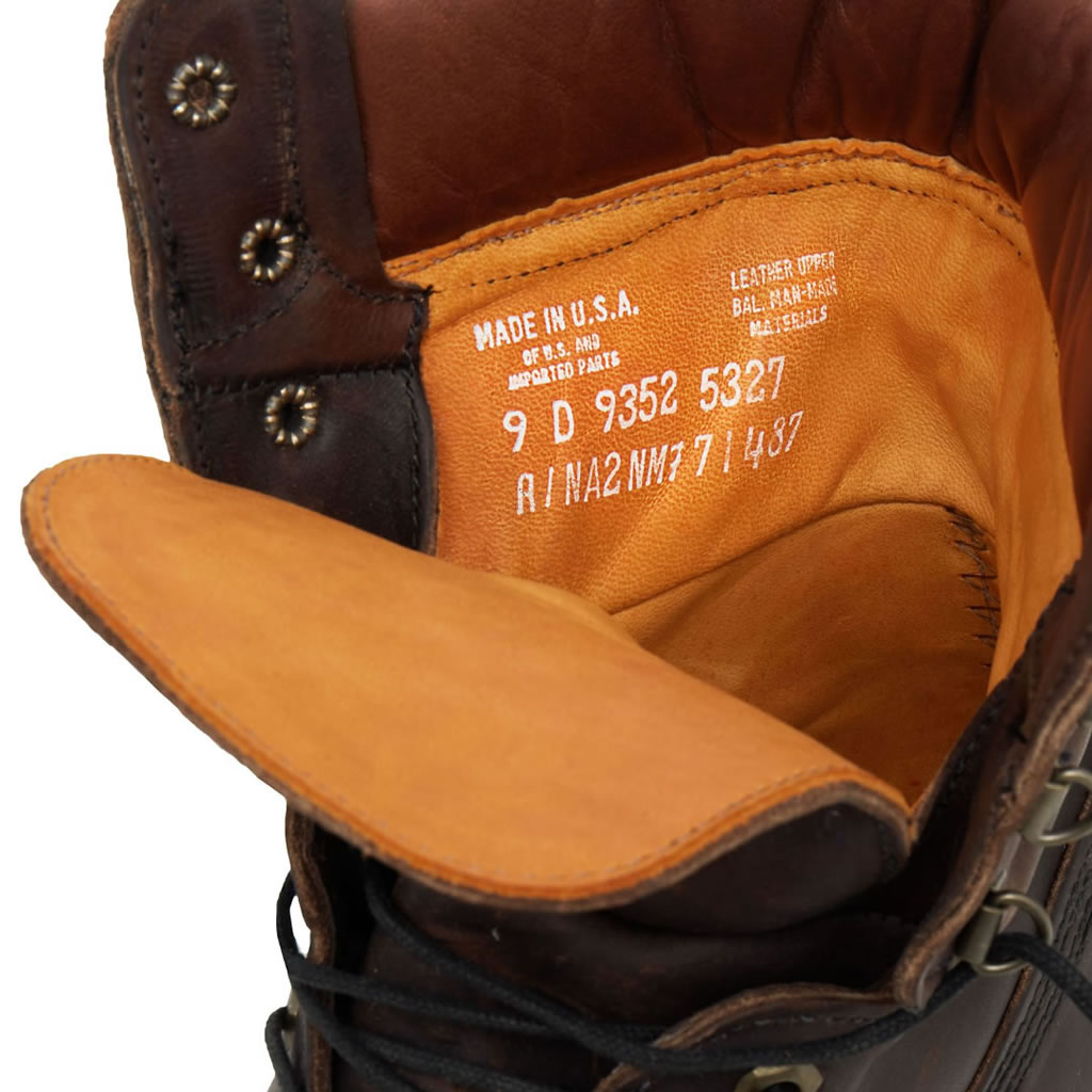 Timberland leather bootsn for Men