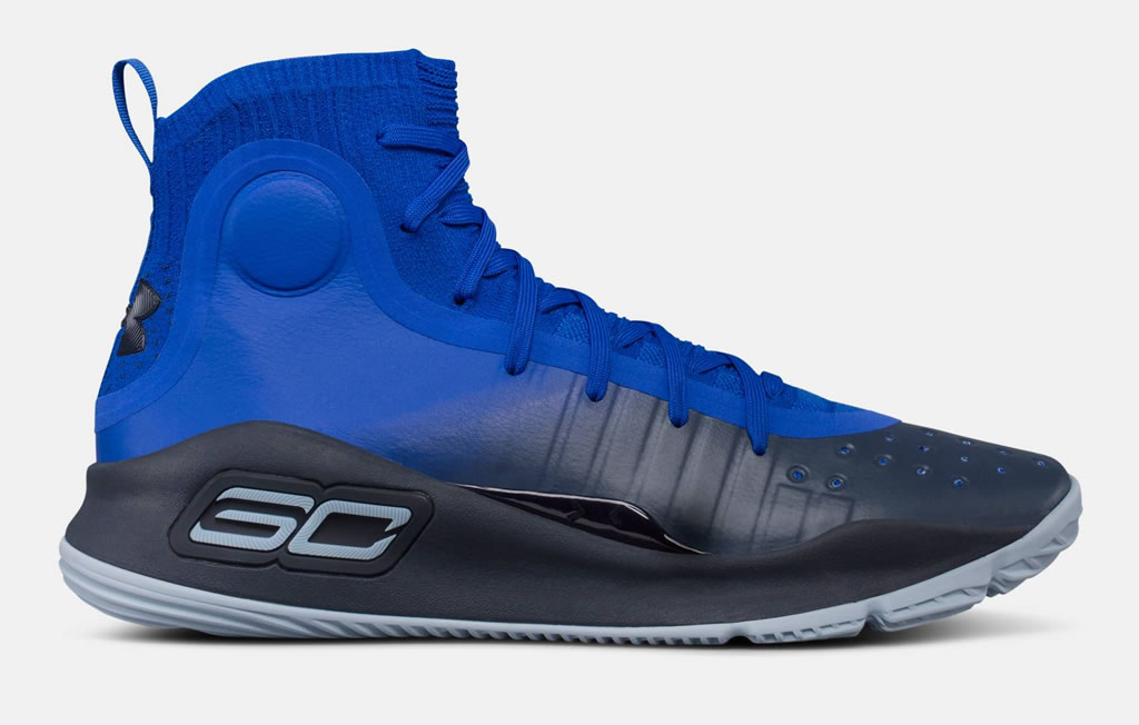Curry 4 Basketball Shoes By Under Armour