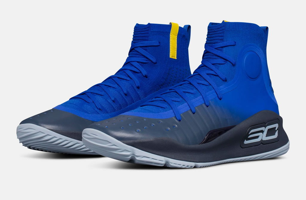 Curry 4 Men's Basketball Shoes By Under Armour