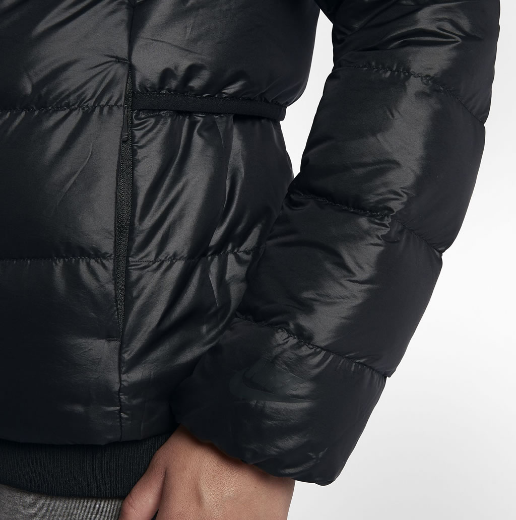 Hooded Down Women's Jacket by Nike Sportwear