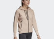 ID Stadium Hoodie for Women by Adidas
