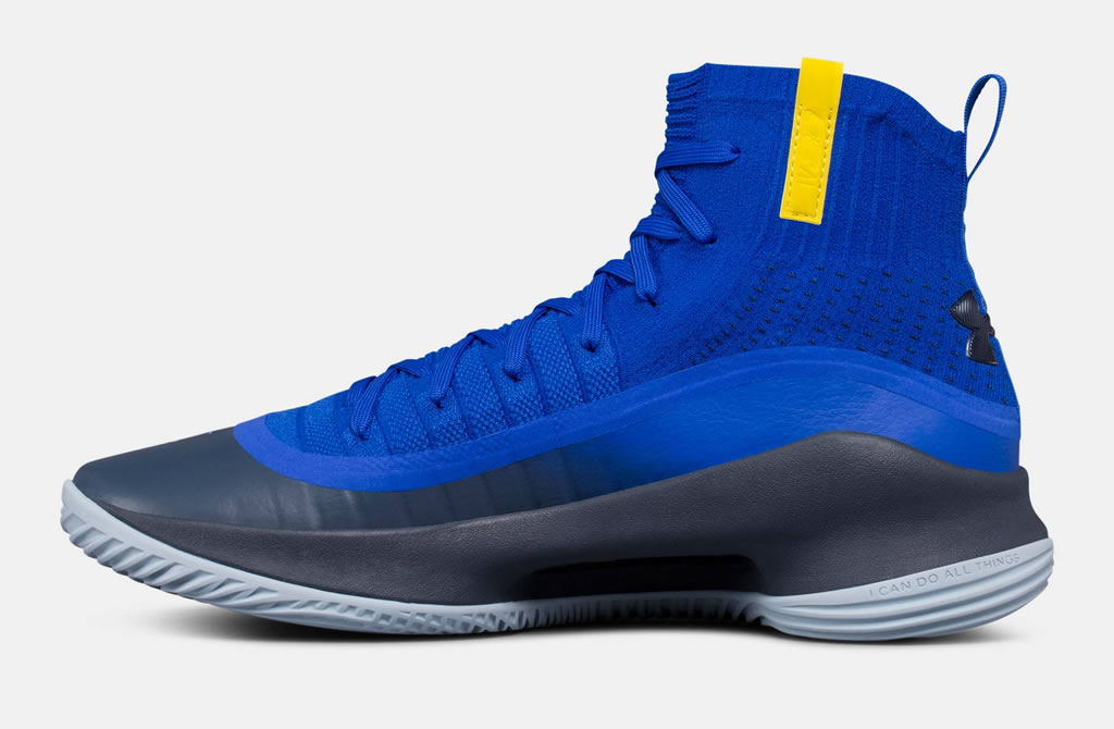New Curry 4 Basketball Shoes By Under Armour