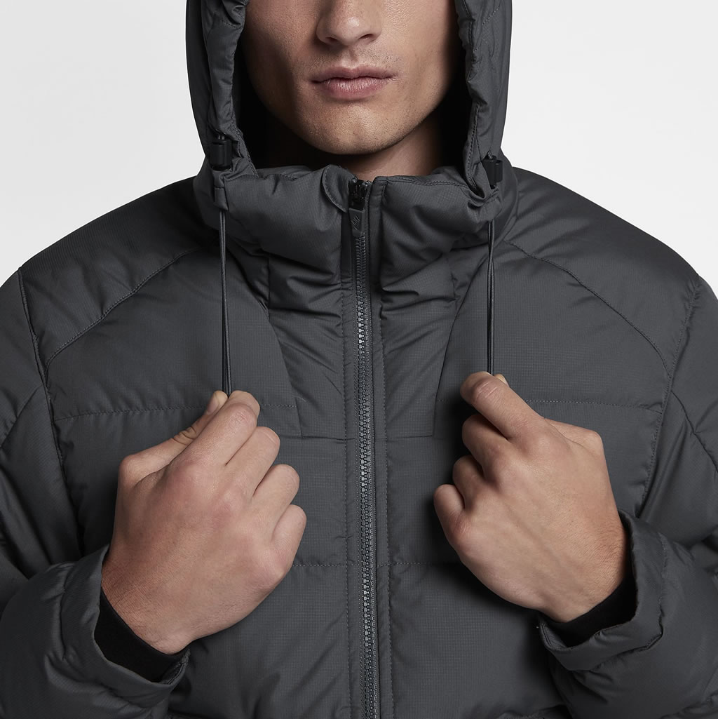 Nike Sportswear Down Jacket For Men, Hoodie