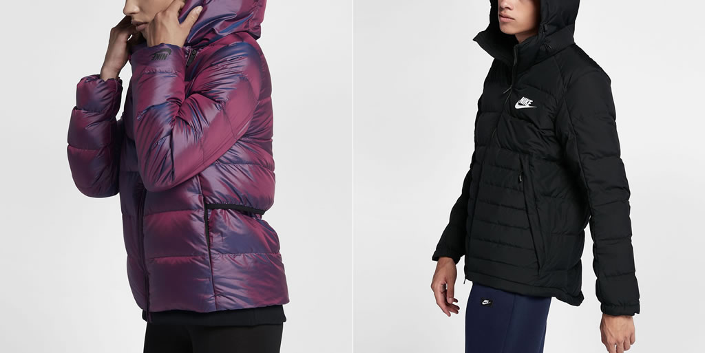 Nike Sportswear Down Jacket For Men and Women