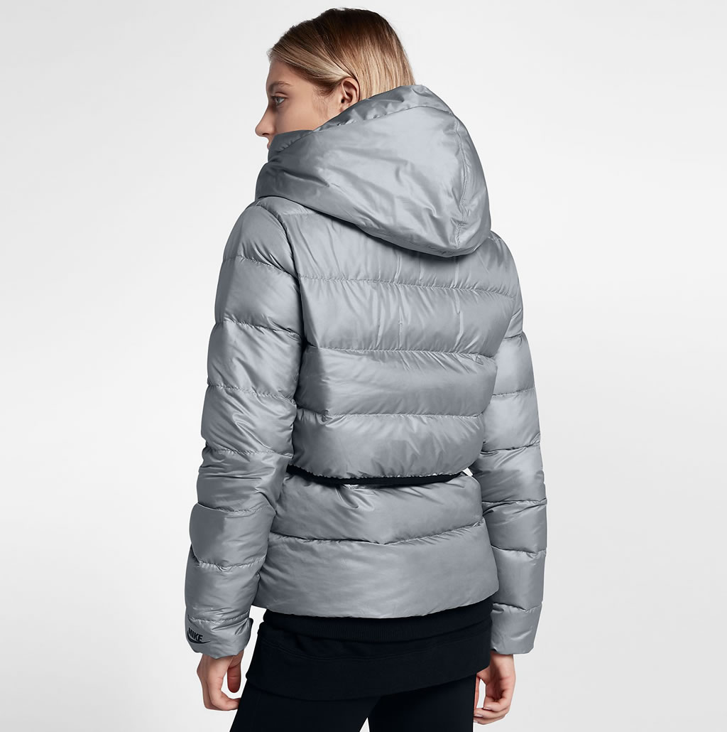 Nike Sportswear Down Jacket For Women, Back