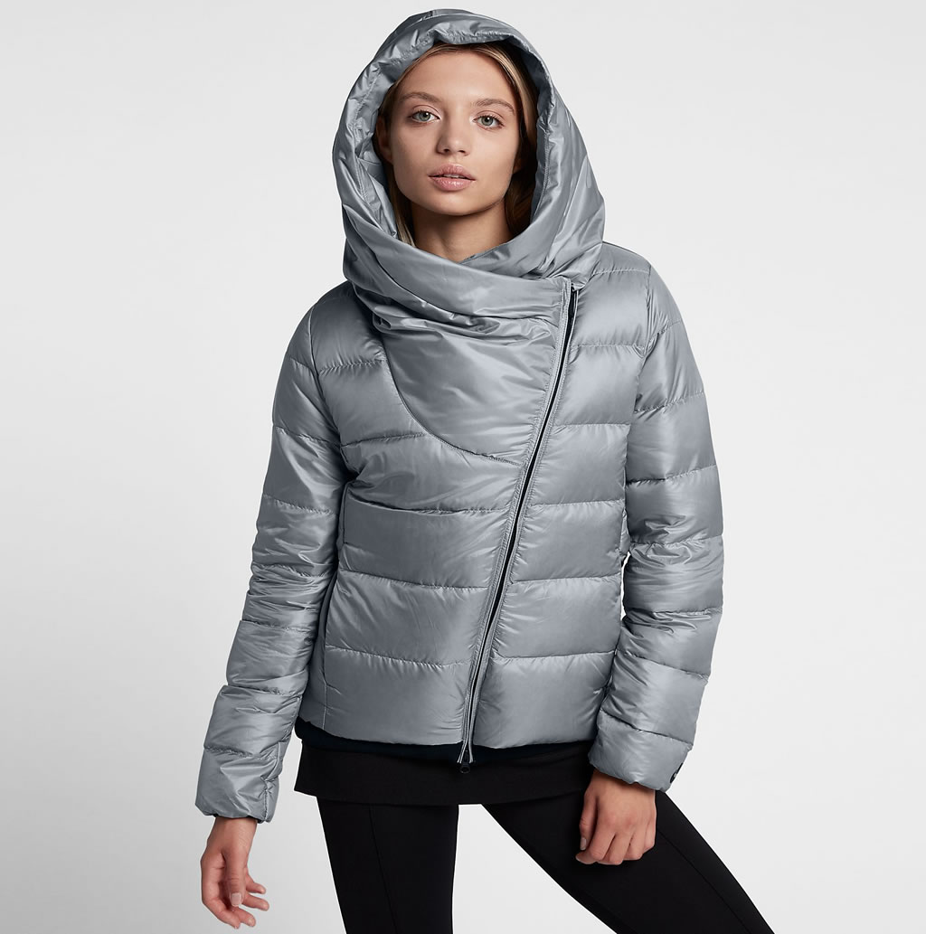 Nike Sportswear Down Jacket For Women, Front