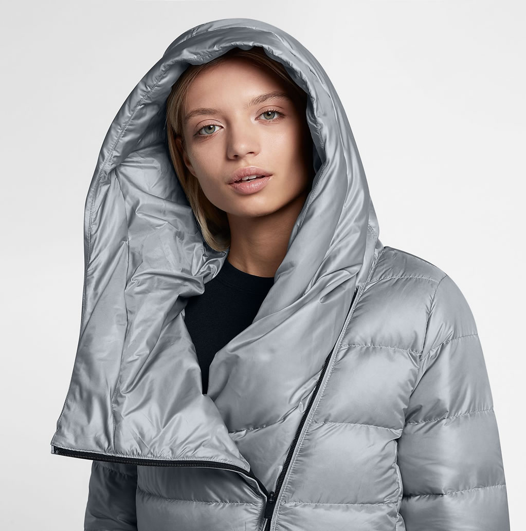 Nike Sportswear Down Jacket For Women, Hood