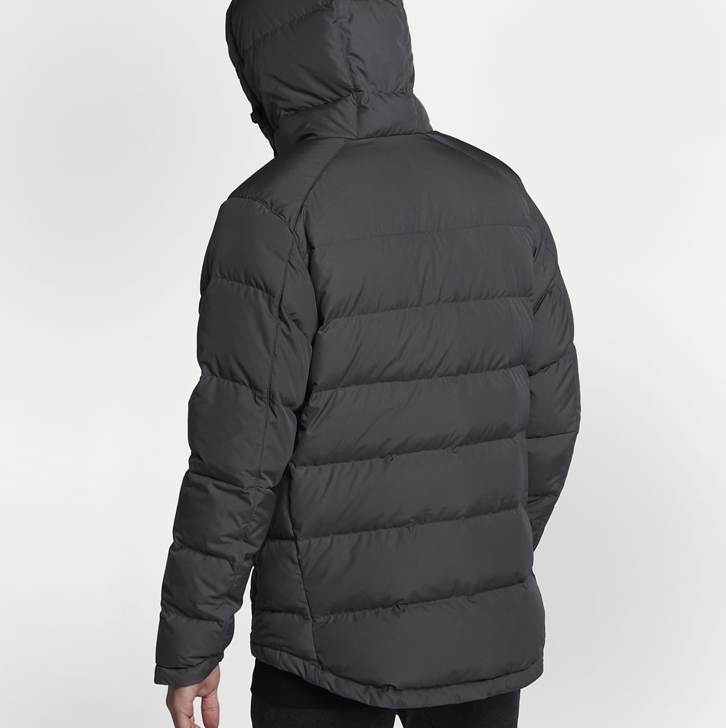 Nike Sportswear Men's Down Jacket, Back