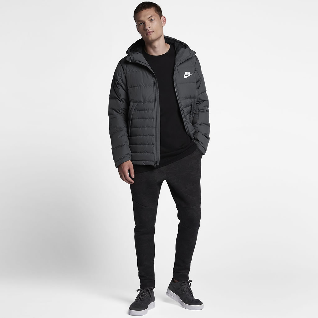 b16dcb4724a1 Nike Sportswear Down Jacket For Men and Women