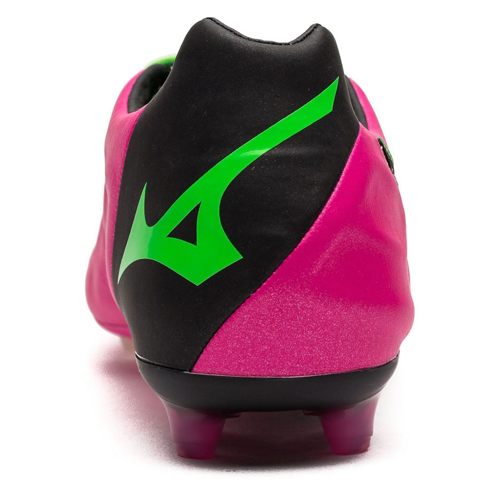 Pink Rebula Soccer Cleats by Mizuno