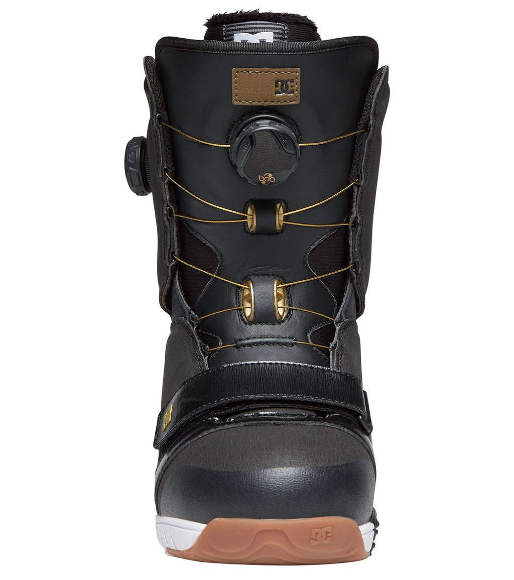 DC Shoes Women's Mora BOA Snowboard Boots, Front