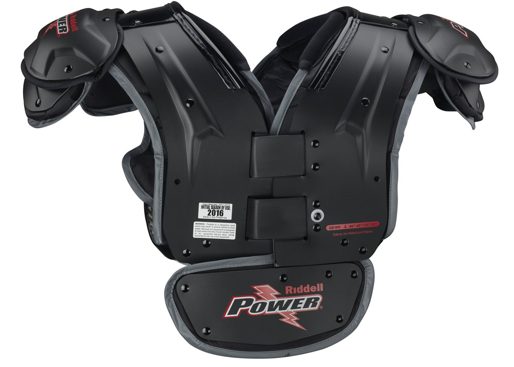 Power SPK+ Shoulder Pad by Riddell