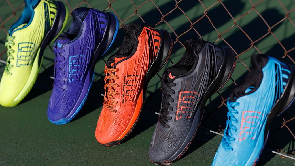 The Kaos 2.0 SFT 2018 Tennis Shoe by Wilson