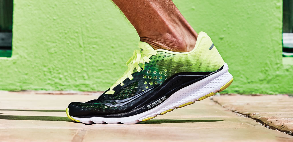 The New Saucony Kinvara 8 Running Shoe