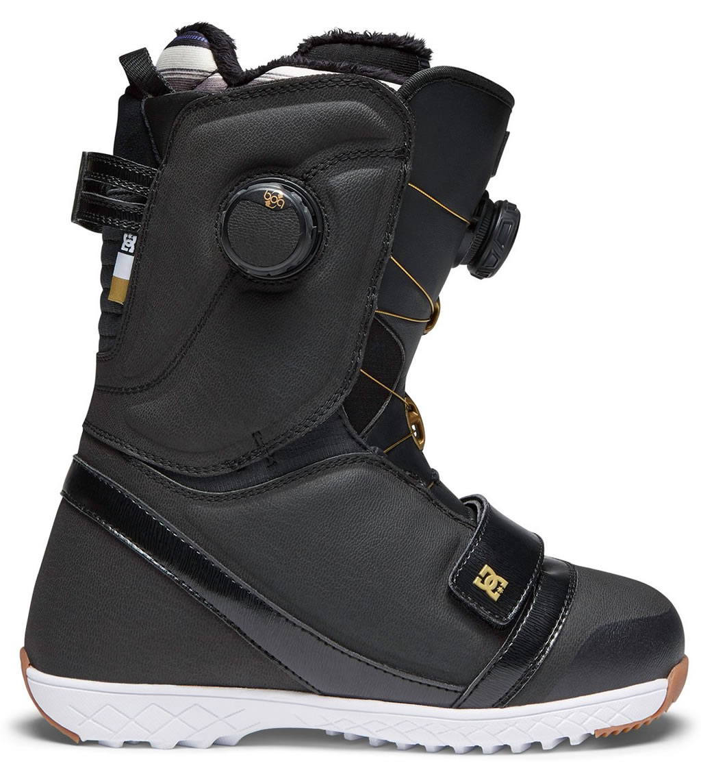 Women's Mora BOA Snowboard Boots by DC Shoes