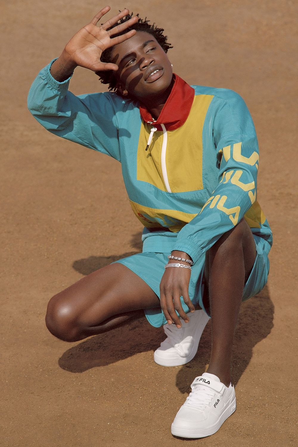 2018 Heritage Collection for Spring by Fila