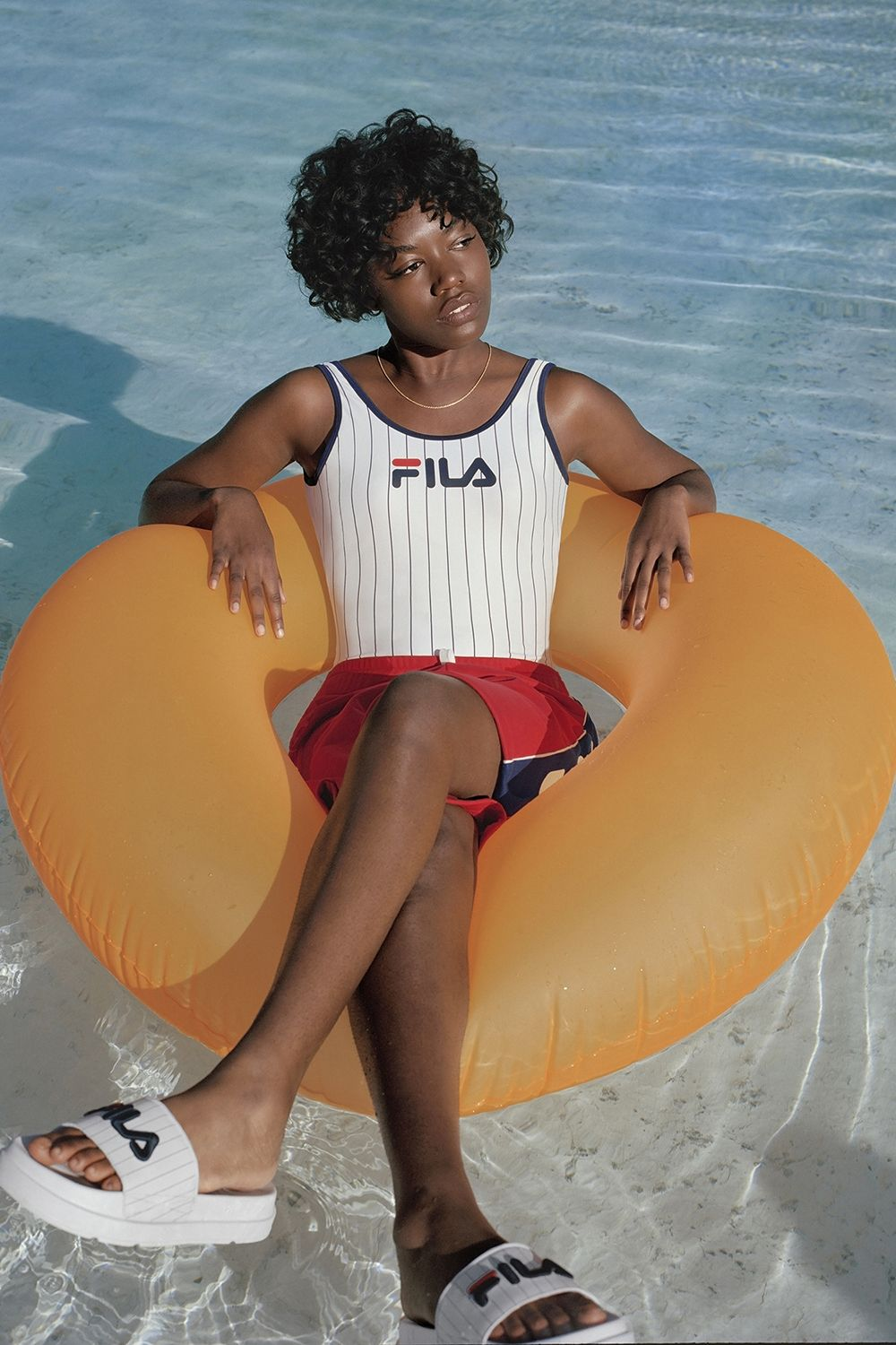 2018 Heritage Lookbook by Fila