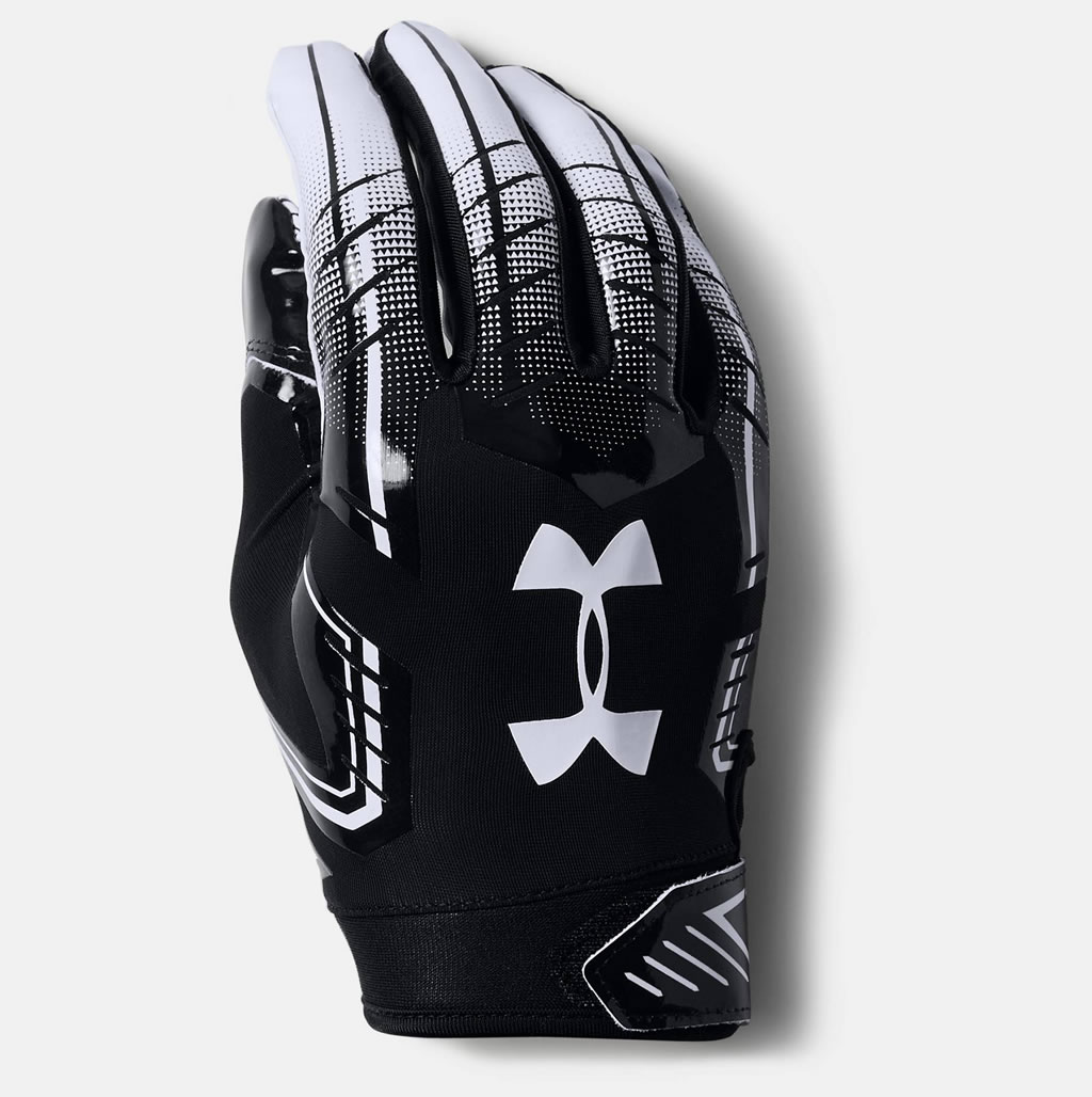 Adult F6 Football Glove by Under Armour