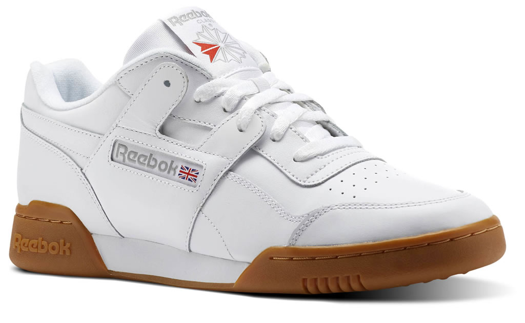 Cool Reebok Workout Plus Sneakers