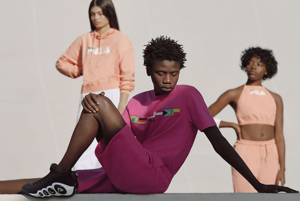 Fila Spring 2018 Collection for Women