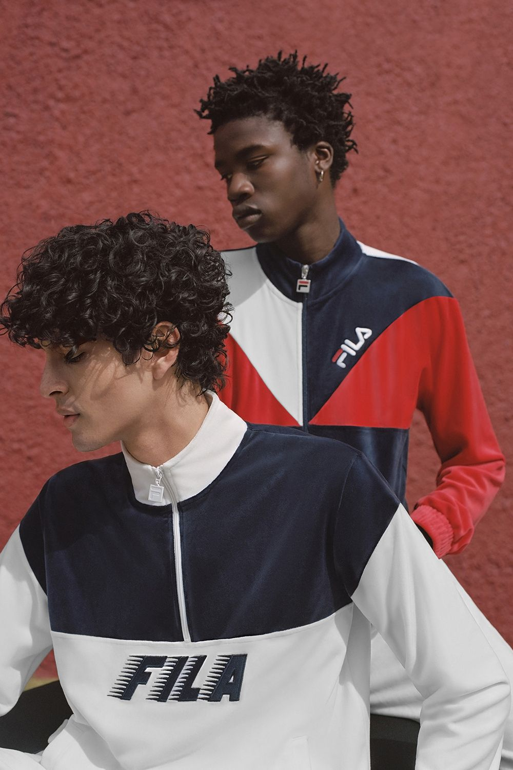 Fila Spring 2018 Collection