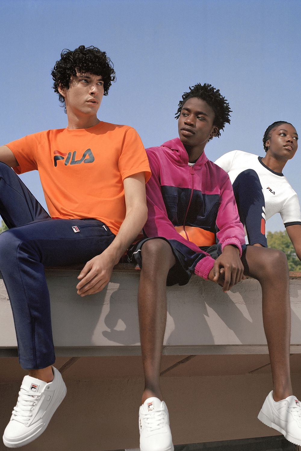 Fila Spring 2018 Heritage Collection