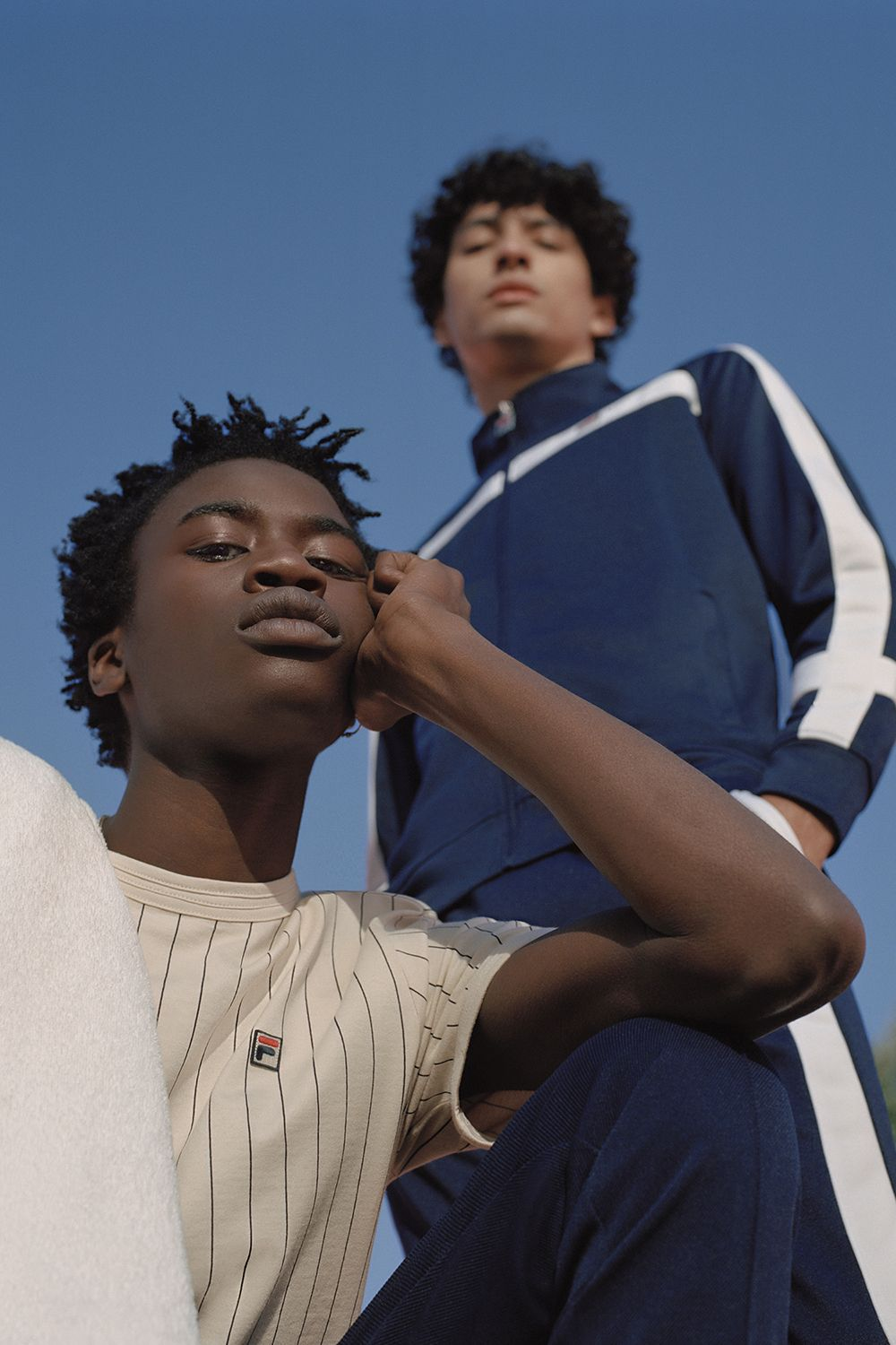 Fila Tracksuit, Spring 2018 Collection