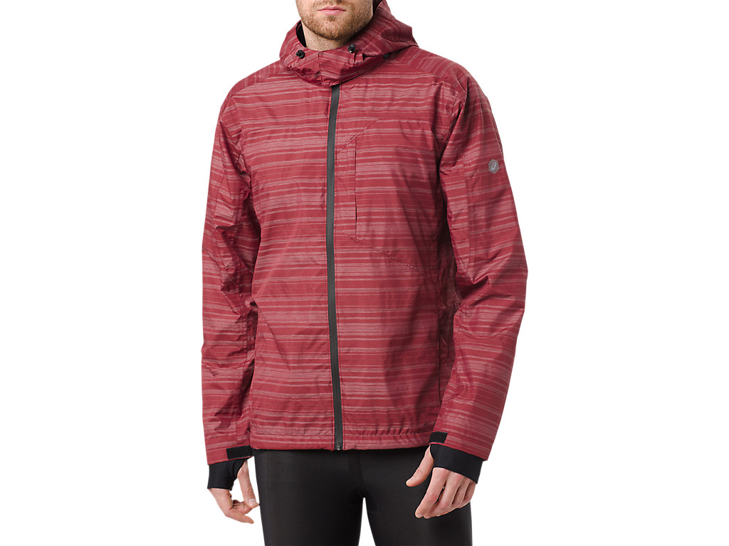 Men's Storm Shelter Jacket by Asics
