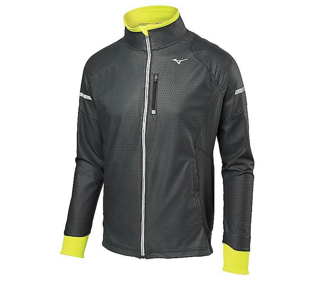 Men's Thermal softshell jacket by Mizuno