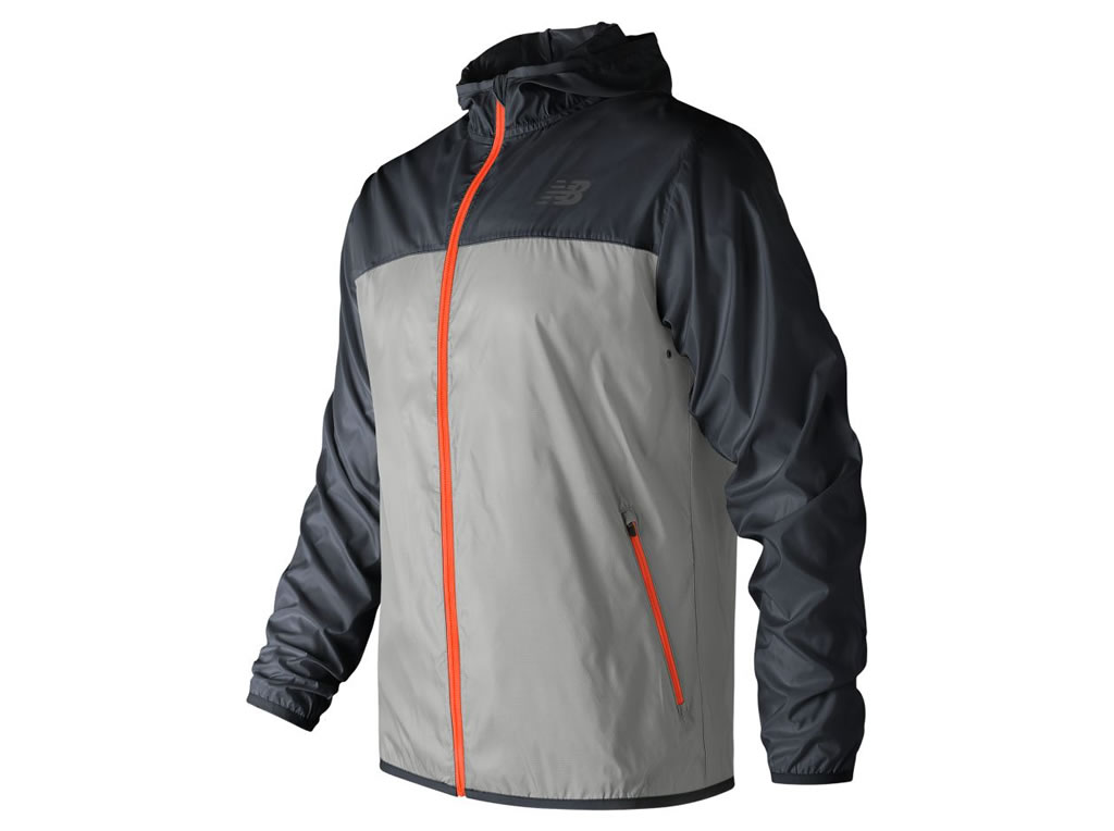 Men's Windcheater Jacket by New Balance