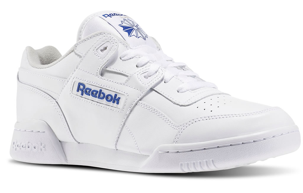 Men's Workout Plus Sneakers by Reebok