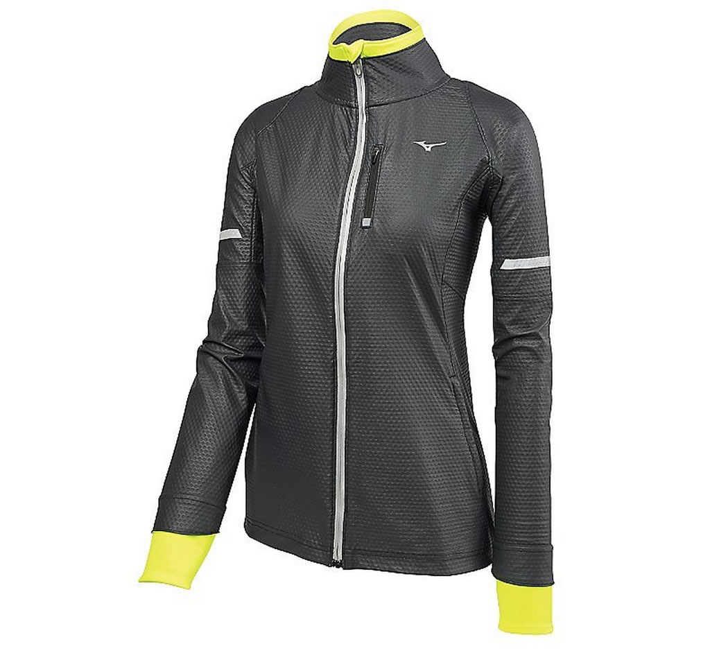 Mizuno Static Breath Thermo Softshell Jacket