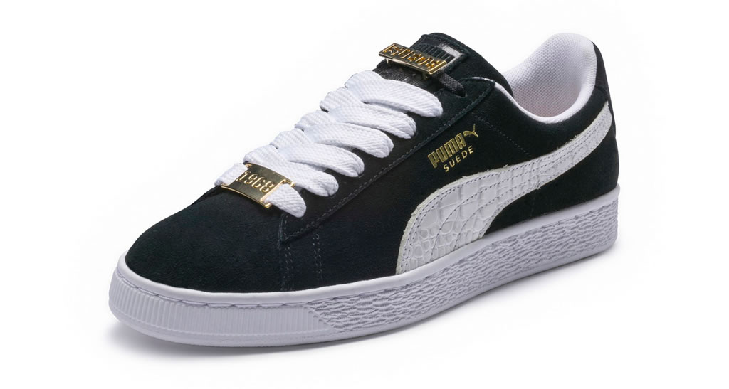 New Puma Suede Classic B-Boy Sneakers
