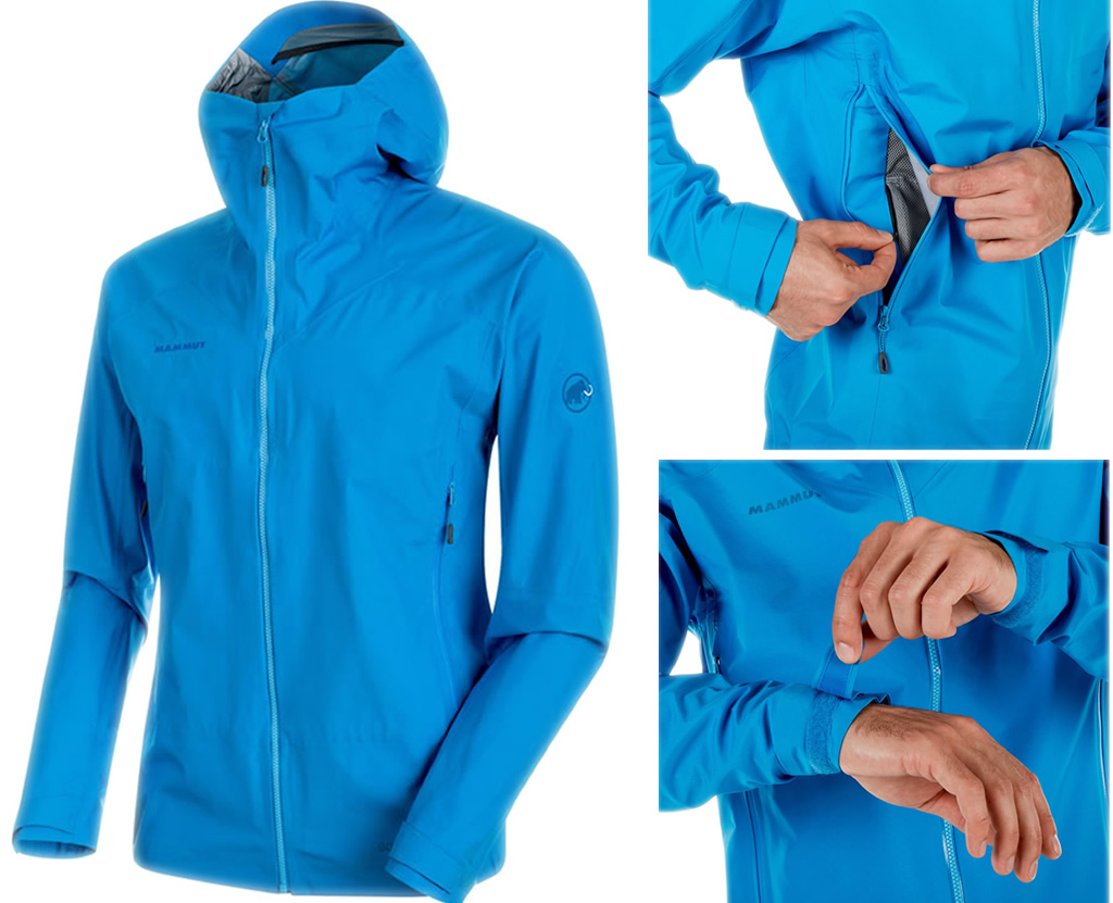 Outstanding Jackets for Men and Women by Mammut