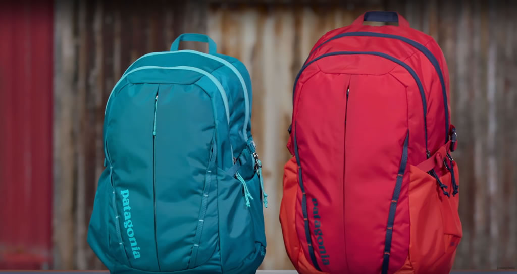 Patagonia Refugio backpacks for men and women