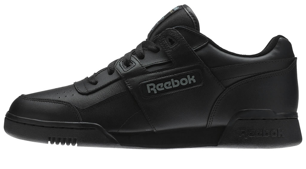Reebok Workout Plus sneakers, Side